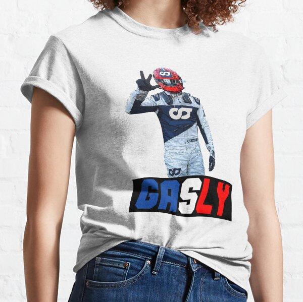 Pierre Gasly 10 T-shirt classique