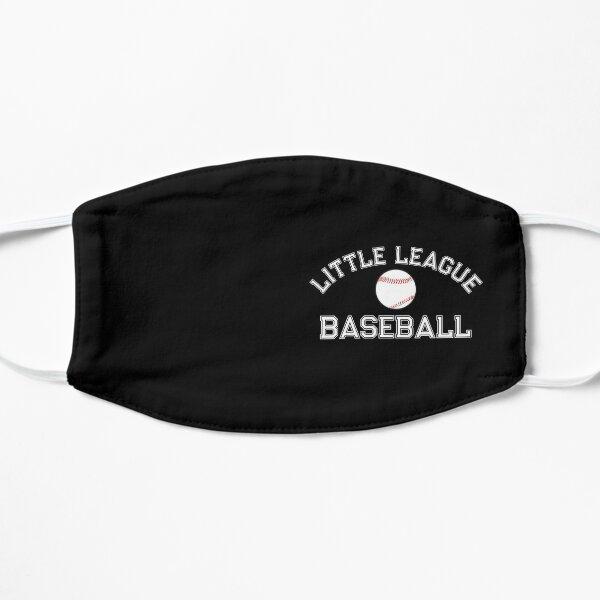 Little League Baseball Flat Mask