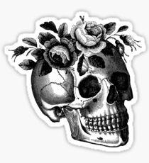 Lana Del Skull Sticker