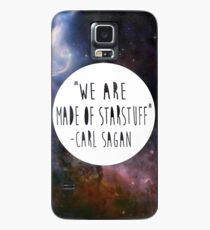 We Are Made of Starstuff Case/Skin for Samsung Galaxy