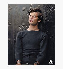 In color: Abraham Lincoln assassination conspirator Lewis Powell in custody, April 14, 1865. Photographic Print