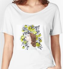 Bloom Women's Relaxed Fit T-Shirt
