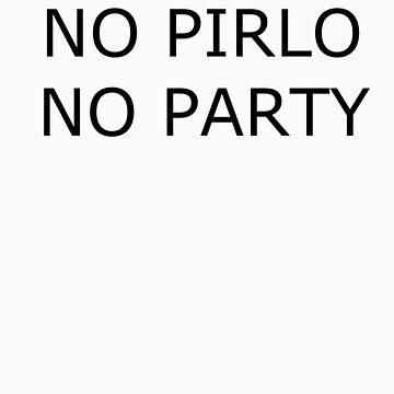 No Pirlo No Party by Oli3198
