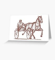 Races (Eternal Collection) Greeting Card