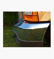 Bumper Crop Reflection Photographic Print
