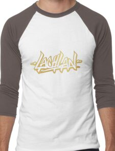 Lachlan | LIMITED EDITION! | GOLD FOIL SWEATSHIRT | NEW! | HIGH QUALITY! Men's Baseball ¾ T-Shirt