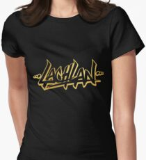 Lachlan | LIMITED EDITION! | GOLD FOIL SWEATSHIRT | NEW! | HIGH QUALITY! Women's Fitted T-Shirt