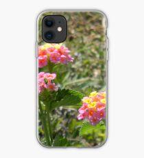 Tiny Lights of Texas Lantana  iPhone Case