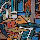 Urban Culture - Take A Seat by Rachel Rovay