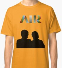 Air - French Band - Talkie Walkie Classic T-Shirt