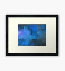 Cool Mosaic Framed Print