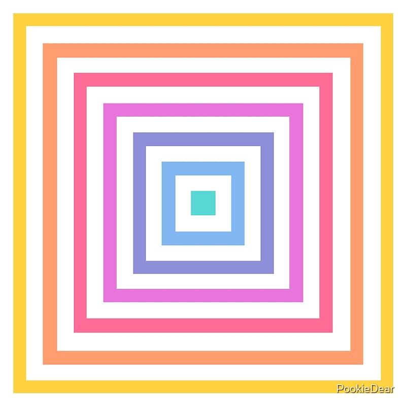Quot Lularoe Square Rainbow Quot Art Prints By Pookiedear Redbubble