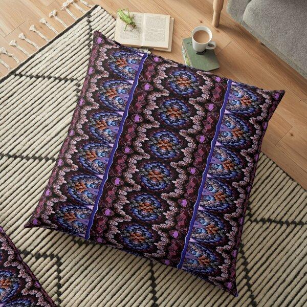 Victorian Crochet 1 Floor Pillow