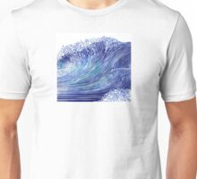 Pacific Waves Unisex T-Shirt