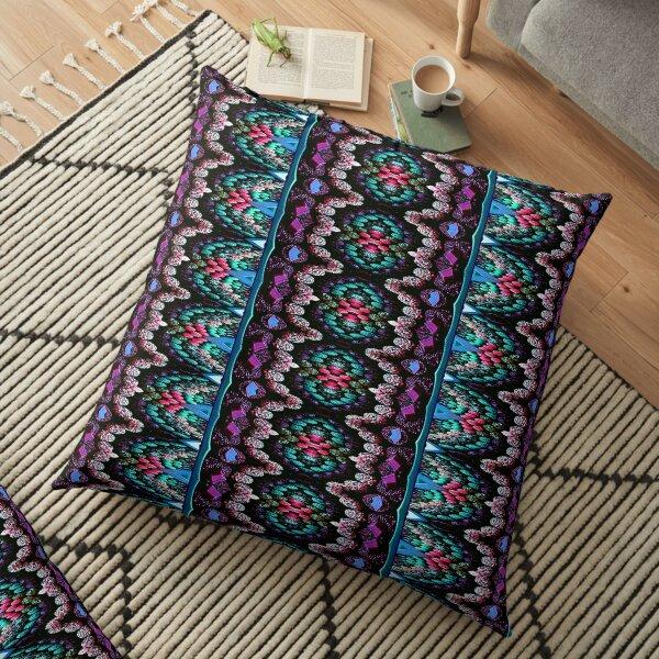 Victorian Crochet 2 Floor Pillow