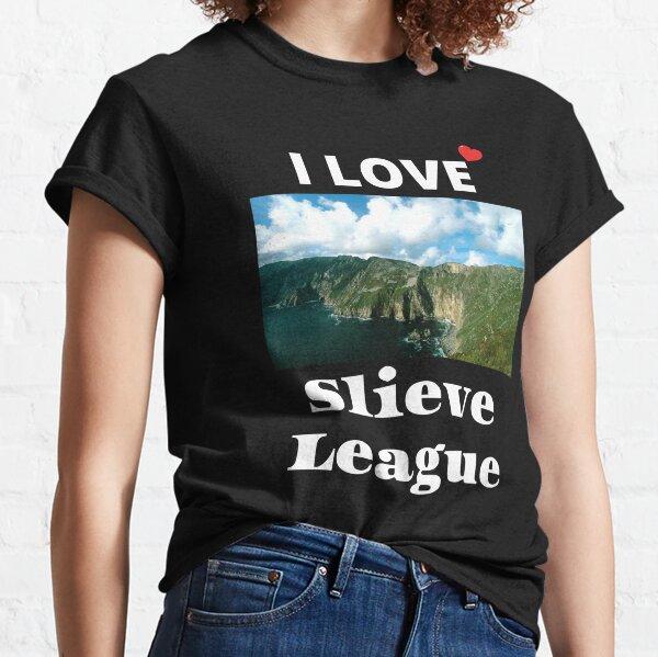 I Love Slieve League Classic T-Shirt