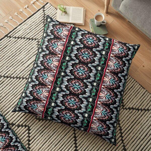 Victorian Crochet 4 Floor Pillow
