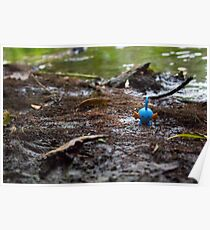 Mudkip in the Mud Poster