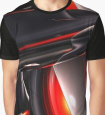 Colorful Abstract Graphic T-Shirt