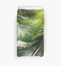 Tropical Bloom Duvet Cover
