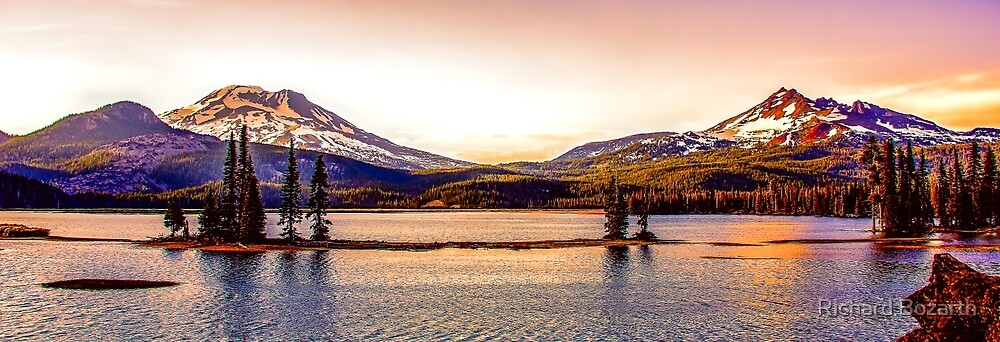 Sparks Lake by Richard Bozarth
