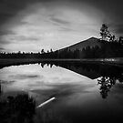 Black Butte  by Richard Bozarth