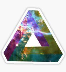 God's Impossible Triangle V1 | MXTHEMATIX Sticker