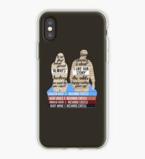 caskett iPhone Case