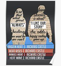 caskett Poster