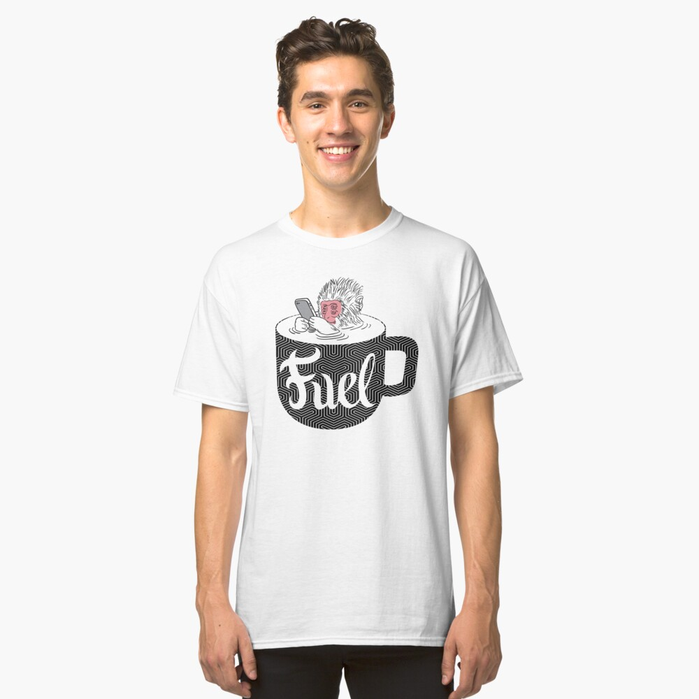 Coffee is Fuel Classic T-Shirt
