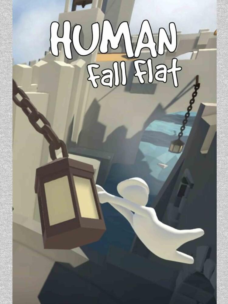 Human: Fall Flat tshirt by fusudrama
