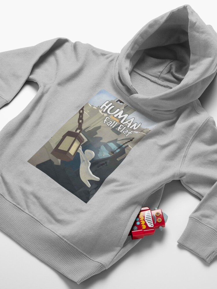 Alternate view of Human: Fall Flat tshirt Toddler Pullover Hoodie