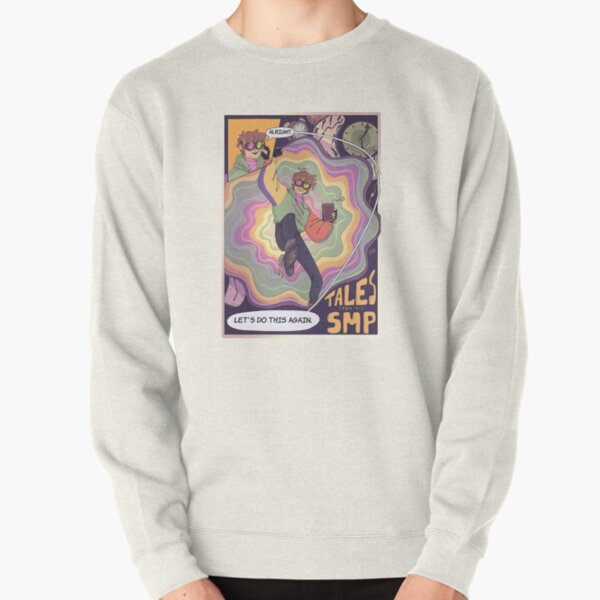 Tales From the SMP Karl Jacobs Pullover Sweatshirt