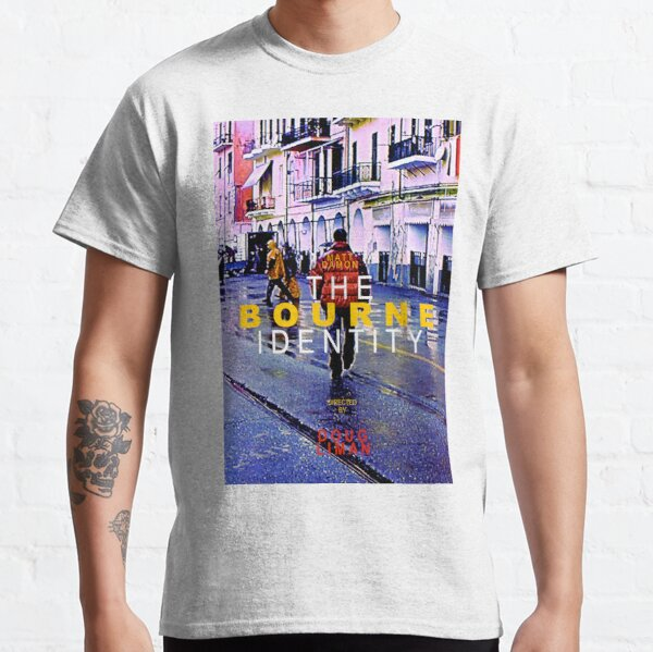 THE BOURNE IDENTITY 4 Classic T-Shirt