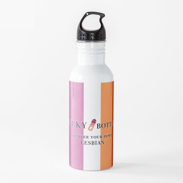 Sucky Bottle [ Discover Your Inner Lesbian ] Water Bottle