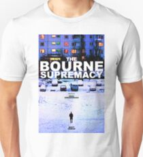 THE BOURNE SUPREMACY 3 Unisex T-Shirt