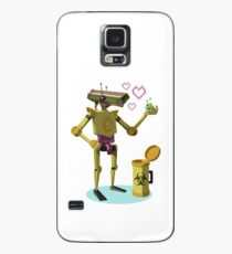 Hazardous waste unit M-4MB0 aka Mambo Case/Skin for Samsung Galaxy
