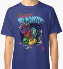 ATTACK OF THE MOMONSTERS Classic T-Shirt