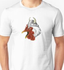 Viking Chicken Unisex T-Shirt