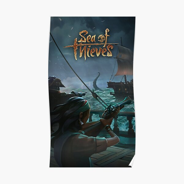 Sea Of Thieves Pirate Marksman Poster