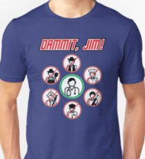 Dammit Jim T-Shirt