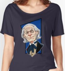 The First Doctor Women's Relaxed Fit T-Shirt
