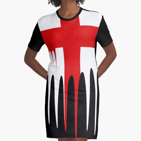 The Champ Graphic T-Shirt Dress