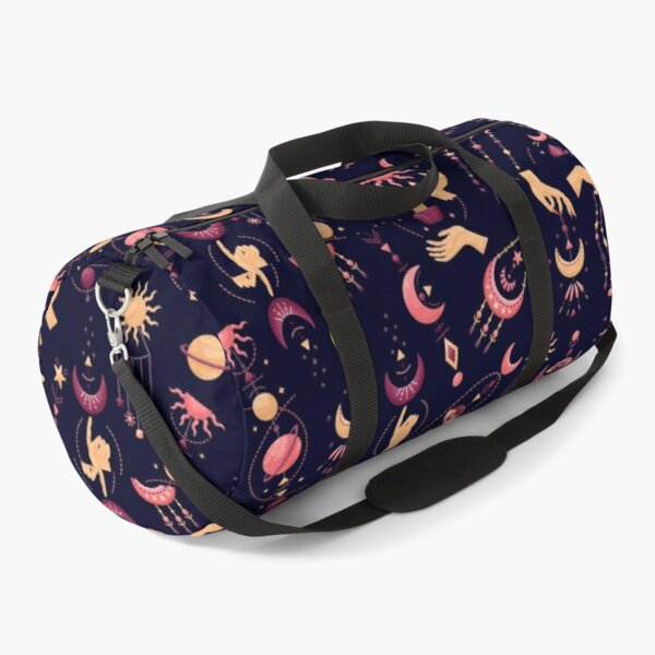 Duffle -Witchy Hands- Alchemy - pagan Duffle Bag