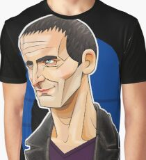 The Ninth Doctor Graphic T-Shirt