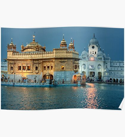 The Golden Temple Poster