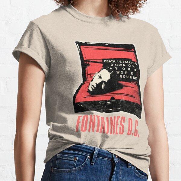 Fontaines DC T-shirt classique