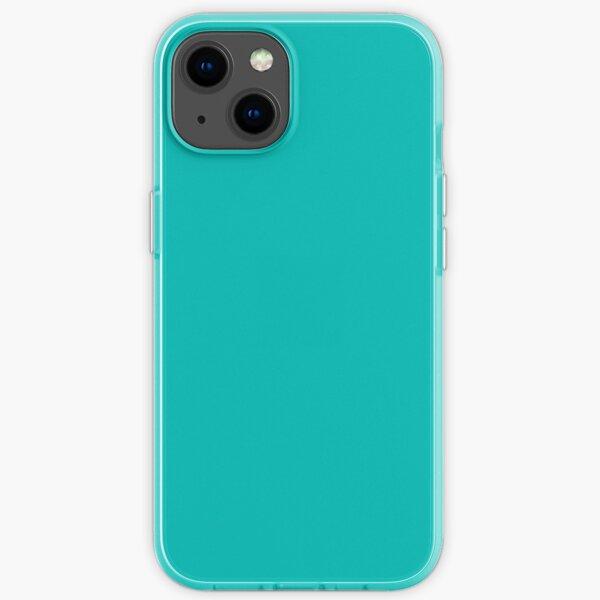 Tiffany-Blau iPhone Flexible Hülle