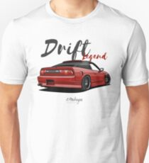 Silvia S13, 200SX, 240SX (red) T-Shirt