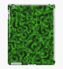 Riddler iPad Case/Skin